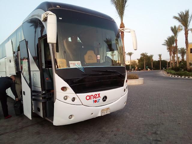 автобус anex tour