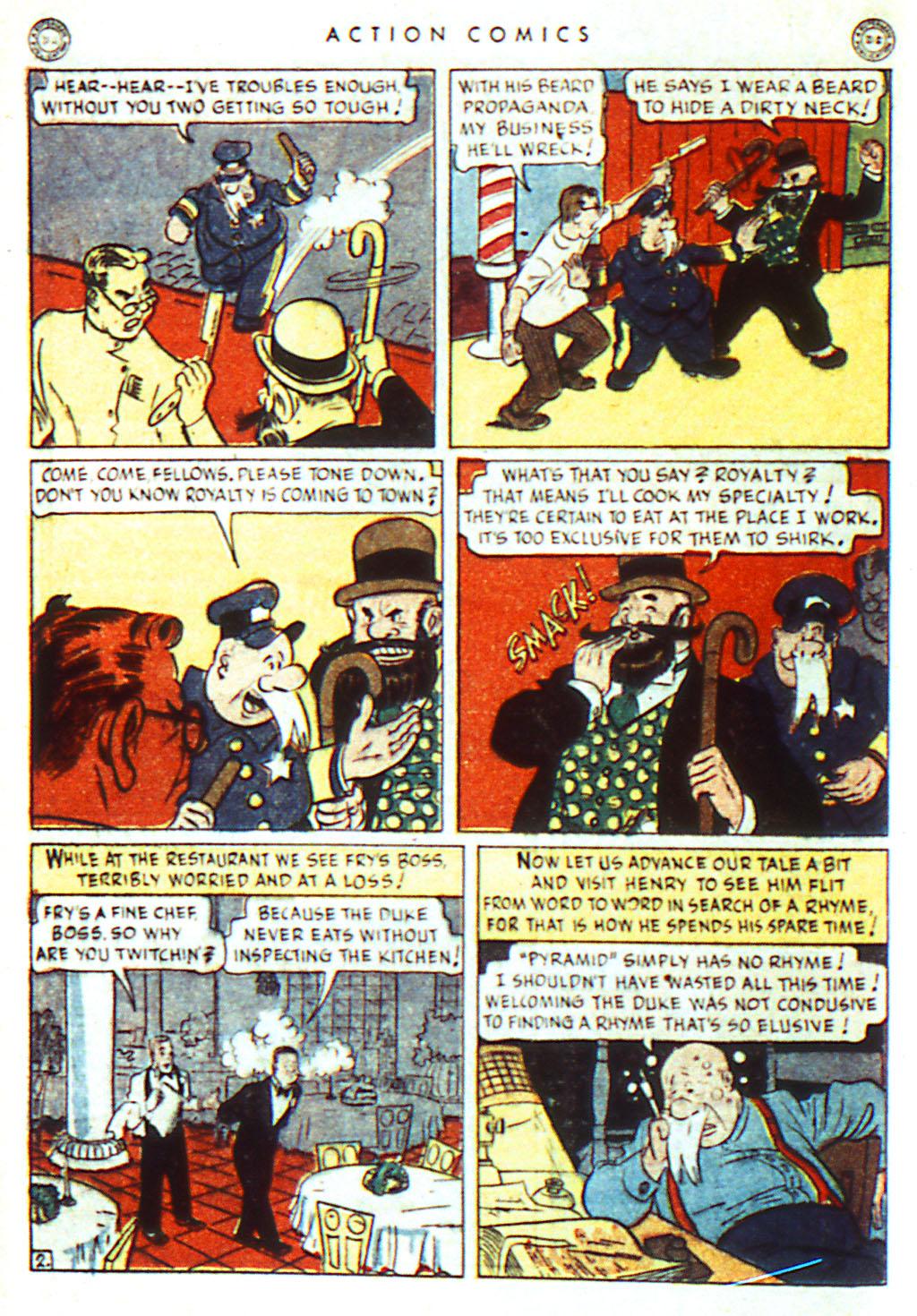 Action Comics (1938) 98 Page 17