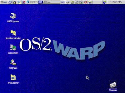 OS/2 وارب