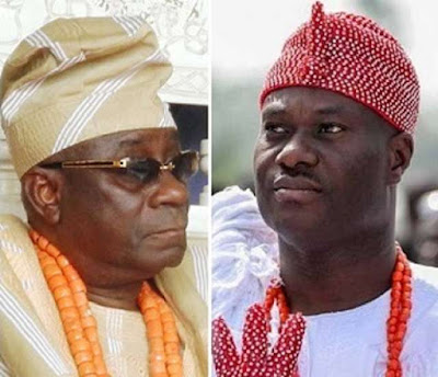Ooni disowns statement credited to the Palace, restates respect for Oba of Lagos