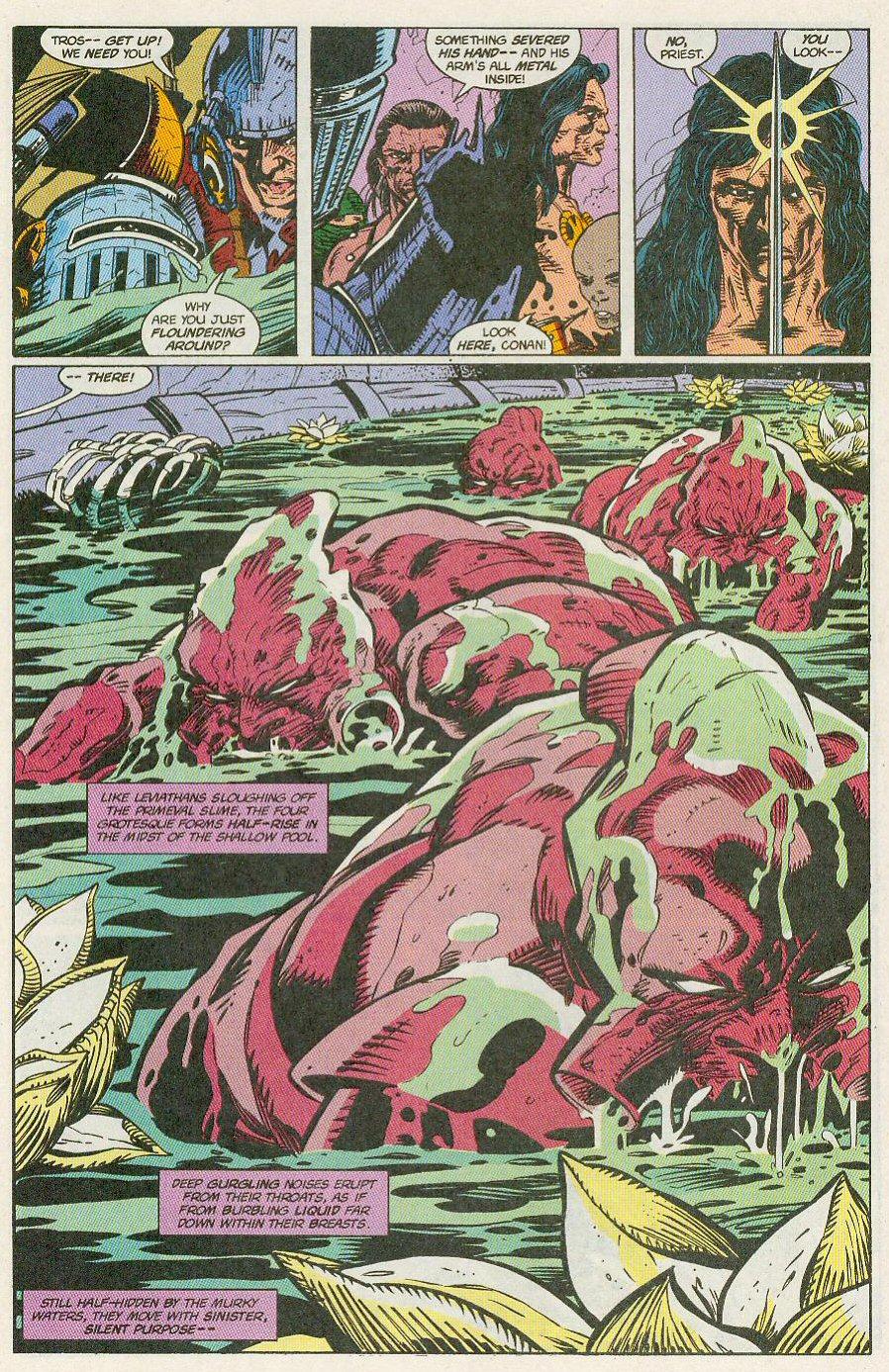 Read online Conan the Adventurer comic -  Issue #13 - 16