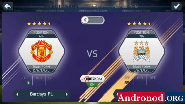 FIFA 14 Mod 18 by Jogress V2 Apk+Data Obb Terbaru