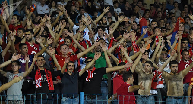 Construirán nuevo estadio en Ereván para 33,000 personas