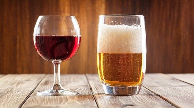 انخفاض حادّ في استهلاك الجعة والخمر في تونس