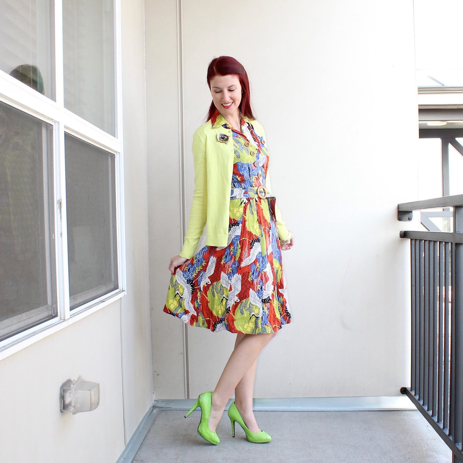 1a55b9cb2f Trashy Diva Cranes Sweetie Dress Review