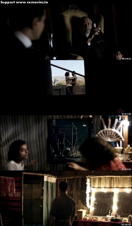 Rangoon 2017 Hindi 720p BluRay 1GB