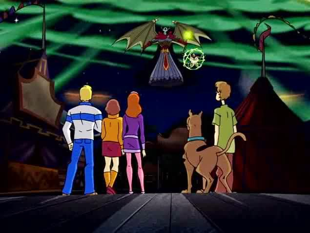 Scooby-Doo e o Monstro do México