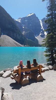 Was gibt es schöneres als farbenfrohe kanadische Seen?