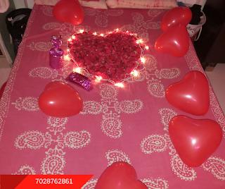 Birthday Room Decoration Ideas For Boyfriend Surprise Girlfriend