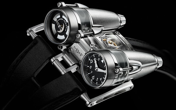 MB&F Horological Machine No4 (HM4) Thunderbolt