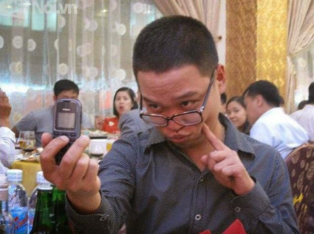 foto selfie lucu -1