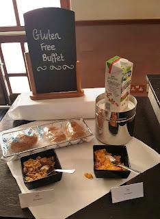 A Gluten Free Buffet