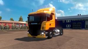 Scania G440 6×4/4×2 mod