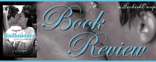 Book Review: Disillusioned (Swept Away #2) by J.S. Cooper