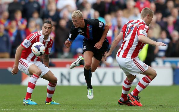 Crystal Palace vs Stoke City