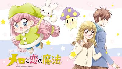 Melo to Koi no Mahou de Hiromu Shinozuka