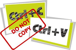 Cara Mudah Copy Paste Pada Blog  Yang di Protect atau Tidak BIsa di Copy Paste