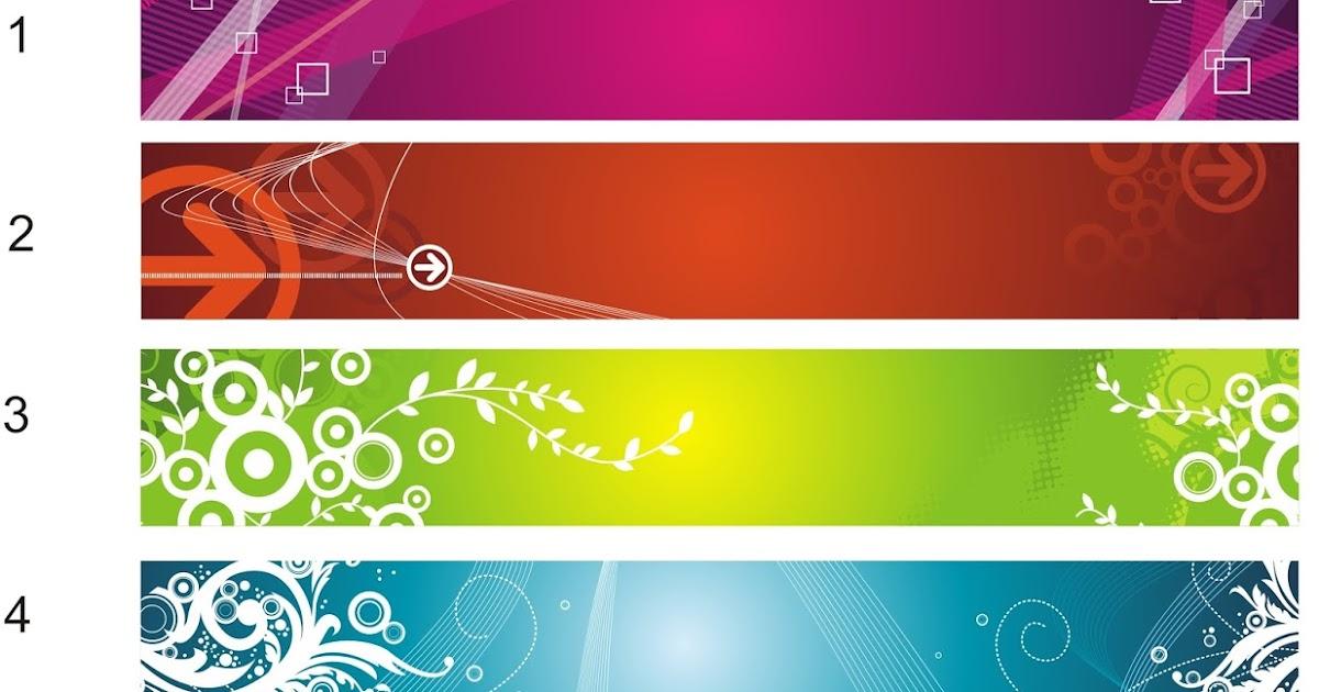 8 Template Banner Spanduk vektor format cdr - UC Templates