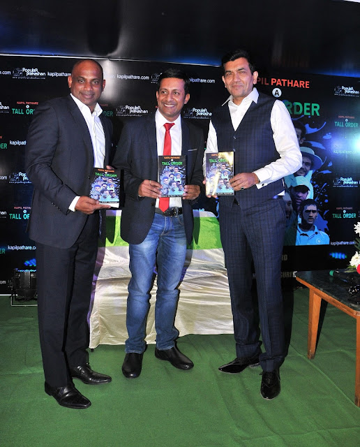 12. Sanath Jayasuriya,Kapil Pathare and Sanjeev Kapoor