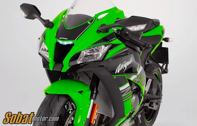 Official video Kawasaki Ninja ZX-10R 2016 . .