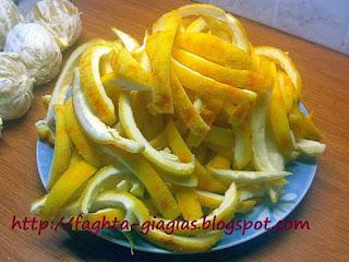 Περγαμόντο γλυκό του κουταλιού - από «Τα φαγητά της γιαγιάς»