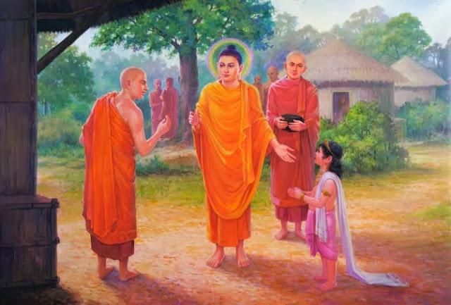 Đạo Phật Nguyên Thủy - Kinh Trung Bộ - 119. Kinh Thân hành niệm