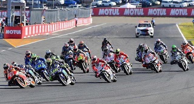 Jadwal MotoGP Motegi Jepang 13-15 Oktober 2017