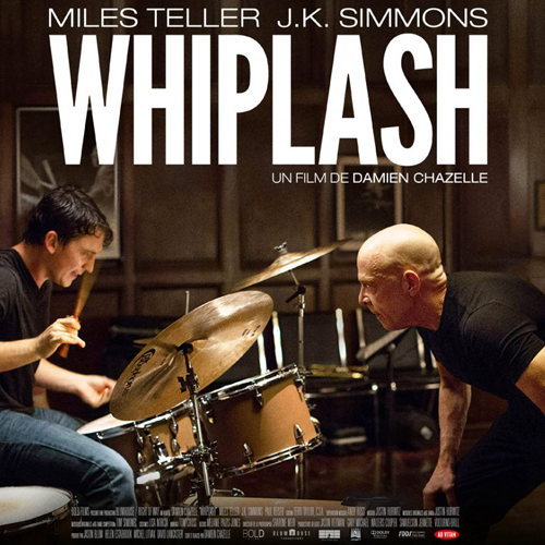 J.K. Simmons: Whiplash