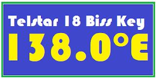 Telstar 18 Biss Key Code 2018