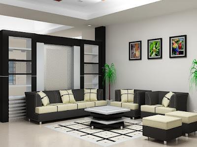 contoh desain interior menarik dan eksklusif