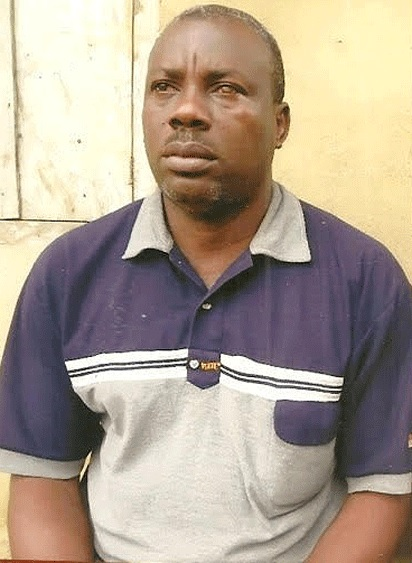 Policeman loses sight while fighting crime