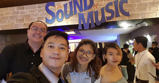 #TheaterPH - The Sound of Music in Manila!