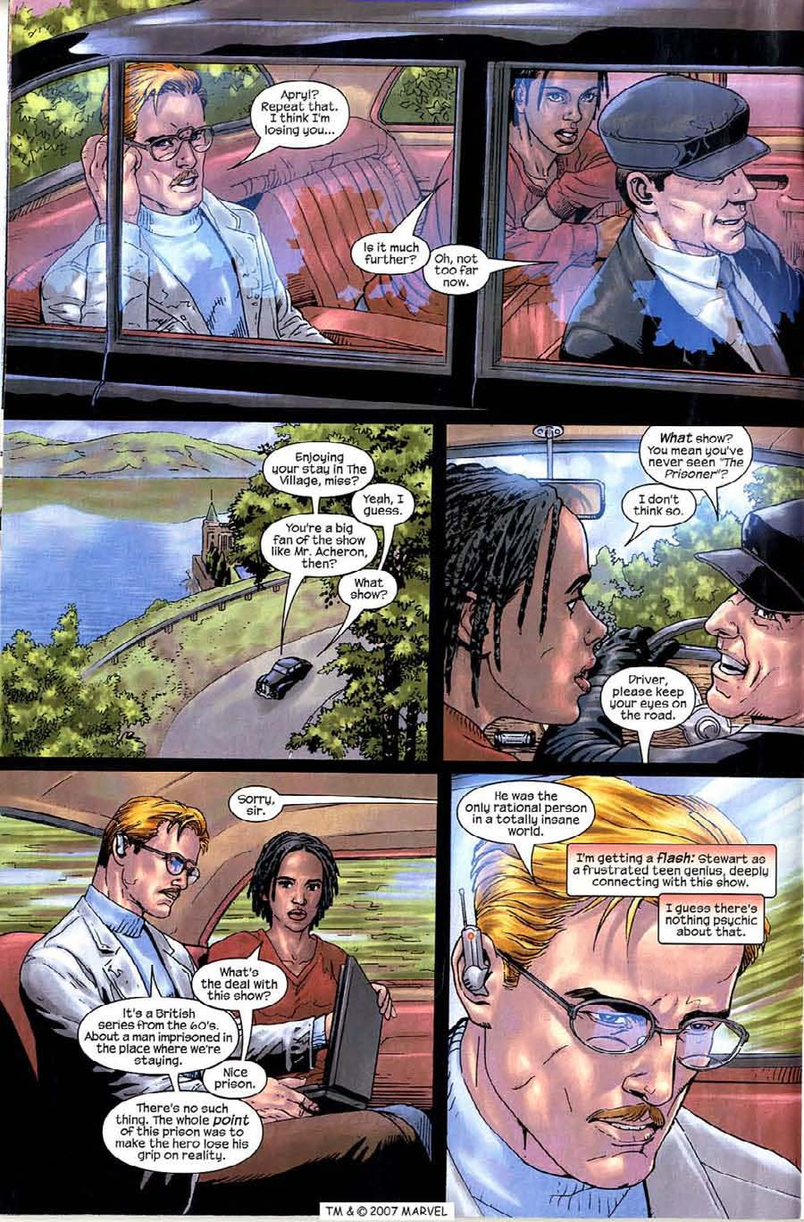 Read online Silver Surfer (2003) comic -  Issue #4 - 12