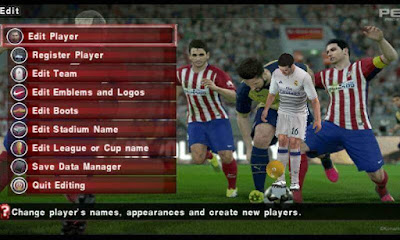 PES 2017 ISO Patch Army17 PPSSPP Android Special Liga Indonesia