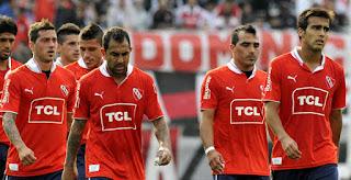 Independiente enfrenta a Chapecoense AF en Copa Sudamericana 2016