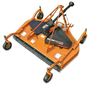 Woods PRD6000 Rear Mount Mower