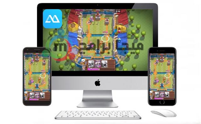 عرض شاشة الاندرويد على الكمبيوتر عن طريق wifi والـ usb