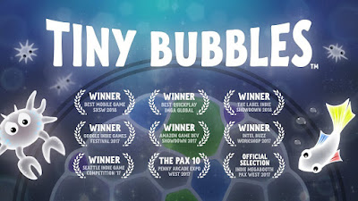 Tiny Bubbles For Android .