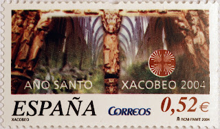AÑO SANTO COMPOSTELANO XACOBEO 2004