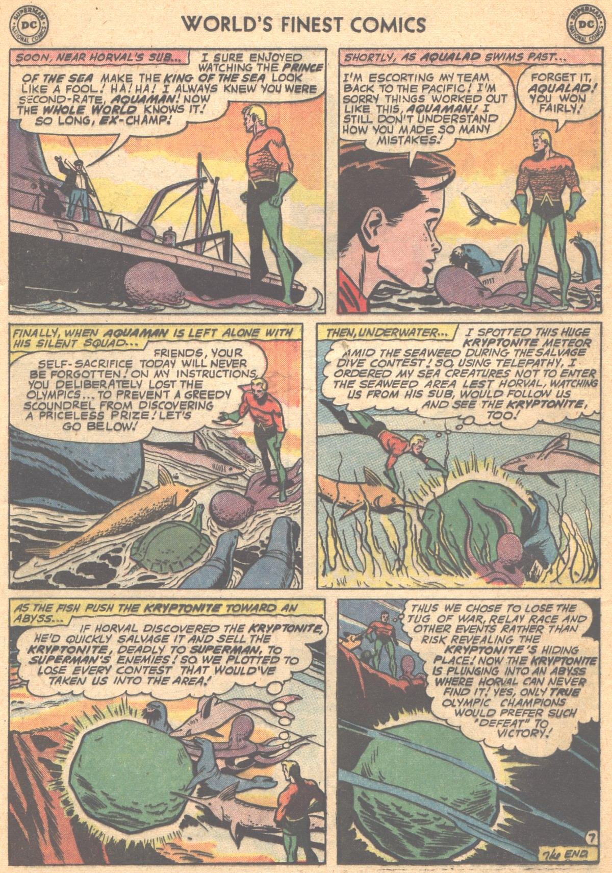 Read online World's Finest Comics comic -  Issue #147 - 32