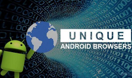 5 Web Browser yang Unik untuk Android
