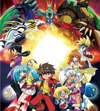 New Bakugan TV Series