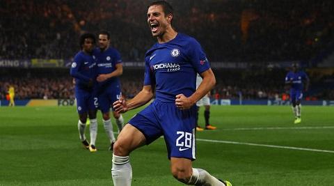 Cầu thủ người Tây Ban Nha là người có thành tích tranh chấp tay đôi tốt nhất ở Chelsea