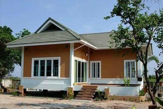rumah kayu impian