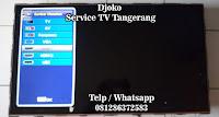 service tv terdekat