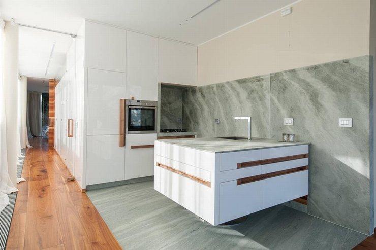 thiết kế thi công nội thất nhà bếp độc đáo 14