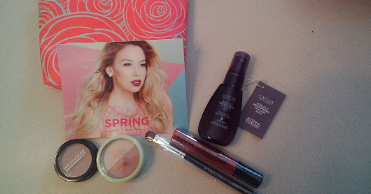 ipsy March Glam Bag Review