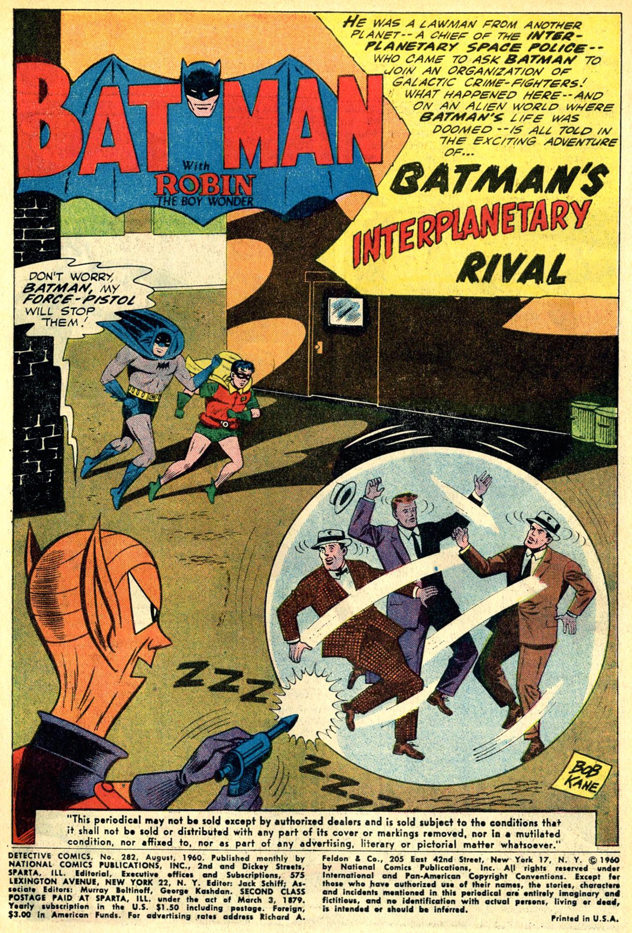 Detective Comics (1937) 282 Page 2