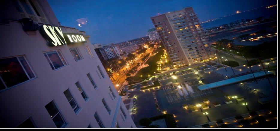 Venue 66 The Sky Room At Breakers Hotel Long Beach