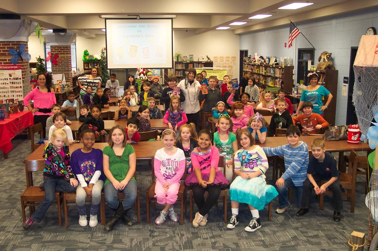 Factory Shoals Elementary School Teachers